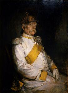 439px-Franz_von_Lenbach_-_Portrait_of_Otto_Eduard_Leopold_von_Bismarck_-_Walters_371007_-_View_B